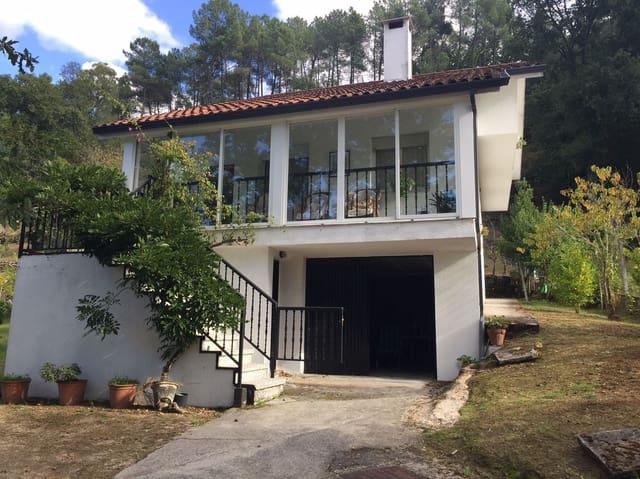 Finca/Casa Rural de 3 habitaciones en Nogueira de Ramuín en venta - 90.000 € (Ref: 4799133)