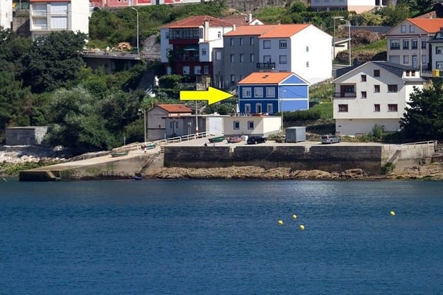 4 soveværelse Finca/Landehus til salg i Ezaro - € 355.000 (Ref: 5601279)