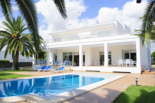 4 sypialnia Willa na sprzedaż w Cala Egos z basenem - 1 900 000 € (Ref: 4177190)