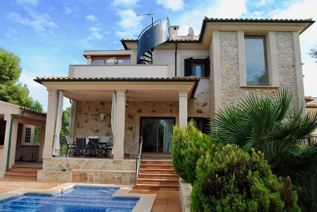 5 sypialnia Willa na sprzedaż w Cala Vinyes / Cala Vinyas / Cala Vinas z basenem - 1 250 000 € (Ref: 4653111)