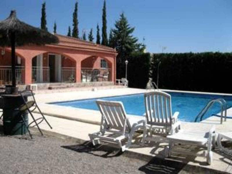 4 sovrum Finca/Hus på landet till salu i Abaran med pool - 199 000 € (Ref: 4699919)