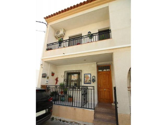 4 bedroom Townhouse for sale in Ricote with garage - € 120,000 (Ref: 4782737)