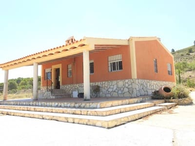 4 bedroom Finca/Country House for sale in Ricote - € 89,000 (Ref: 4954190)