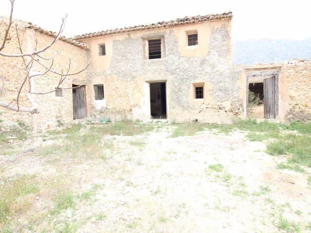Quinta/Casa Rural para venda em Ricote - 33 000 € (Ref: 5953848)