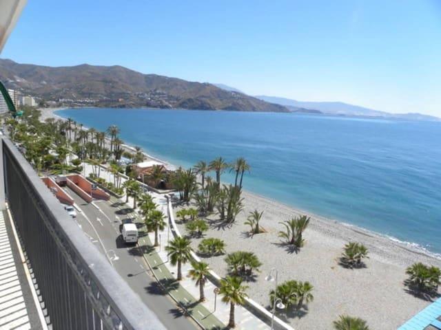 Apartamento de 2 habitaciones en Almuñécar en alquiler vacacional - 420 € (Ref: 5580395)