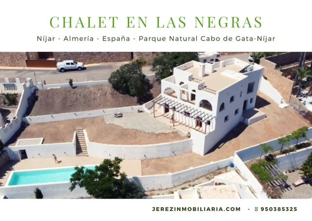 5 bedroom Villa for sale in Las Negras - € 550,000 (Ref: 6211404)