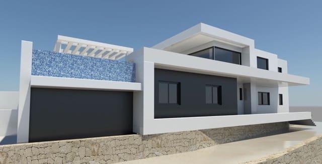Terre non Aménagée à vendre à Benissa - 165 000 € (Ref: 4923513)