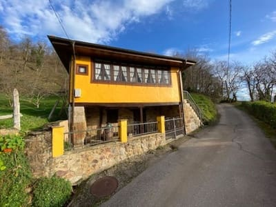 2 bedroom Finca/Country House for sale in Santo Adriano with garage - € 69,000 (Ref: 5090606)