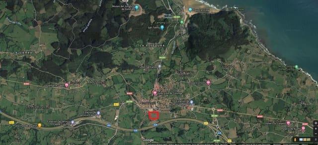 Ubebygd land til salgs i Colunga - € 650 000 (Ref: 5539596)