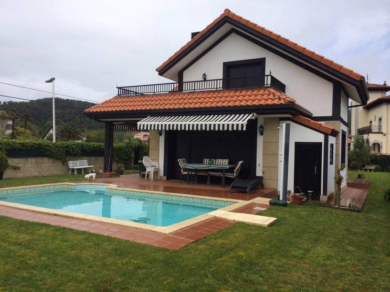 4 camera da letto Villa in vendita in Liendo con piscina garage - 460.000 € (Rif: 3861929)