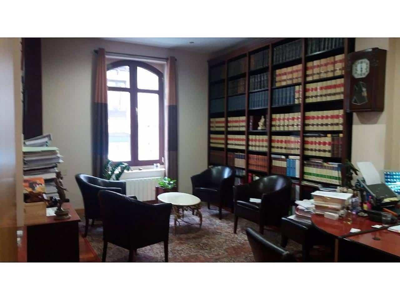 6 chambre Bureau à vendre à Bilbao - 450 000 € (Ref: 3862116)