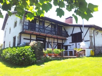 4 bedroom Finca/Country House for sale in San Miguel de Meruelo - € 890,000 (Ref: 4557784)