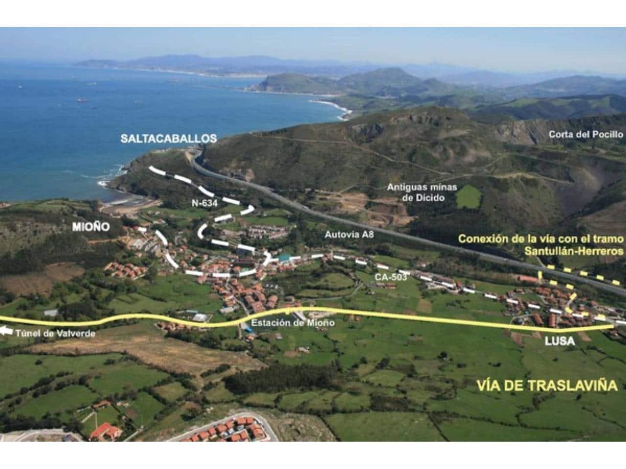 4 chambre Villa/Maison Mitoyenne à vendre à Castro-Urdiales - 275 000 € (Ref: 5672964)