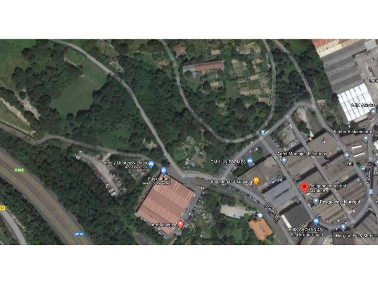 Terre non Aménagée à vendre à Basauri - 105 000 € (Ref: 5787038)