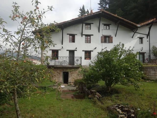 6 chambre Villa/Maison Semi-Mitoyenne à vendre à Zeberio - 344 000 € (Ref: 5800807)