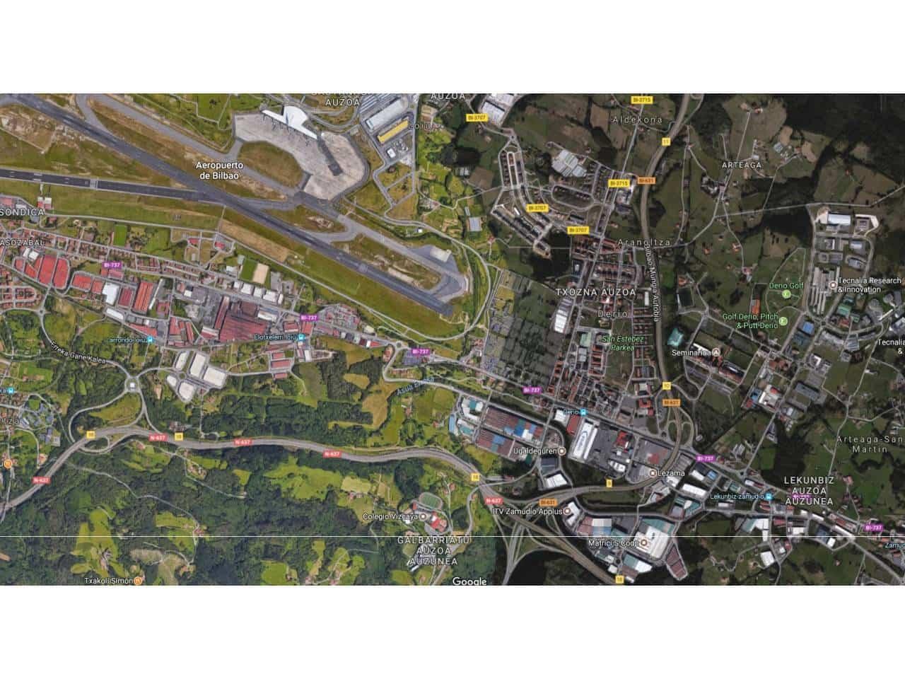 Rakentamaton maa myytävänä paikassa Derio - 6 800 000 € (Ref: 5872045)