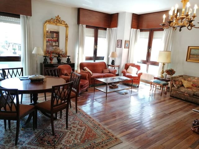 4 sypialnia Mieszkanie na sprzedaż w Bilbao z garażem - 725 000 € (Ref: 6018742)