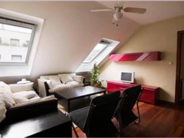 3 soveværelse Penthouse til leje i Bilbao - € 1.200 (Ref: 6071018)