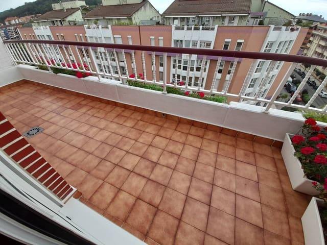 4 sypialnia Apartament na sprzedaż w Castro-Urdiales z basenem garażem - 450 000 € (Ref: 6128430)