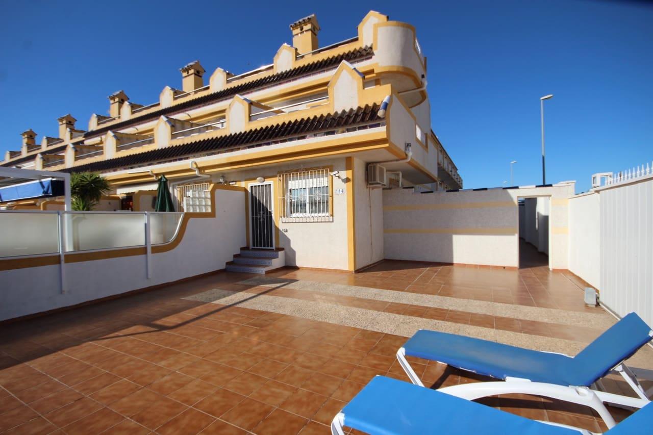 Casa de 3 habitaciones en Playa Flamenca en venta con piscina - 199.950 € (Ref: 4827199)