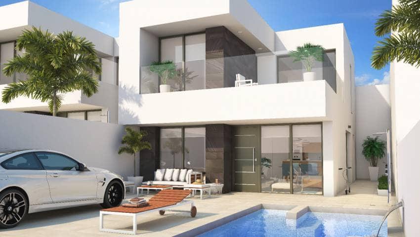 Chalet de 3 habitaciones en Benijófar en venta con piscina - 249.900 € (Ref: 4919895)