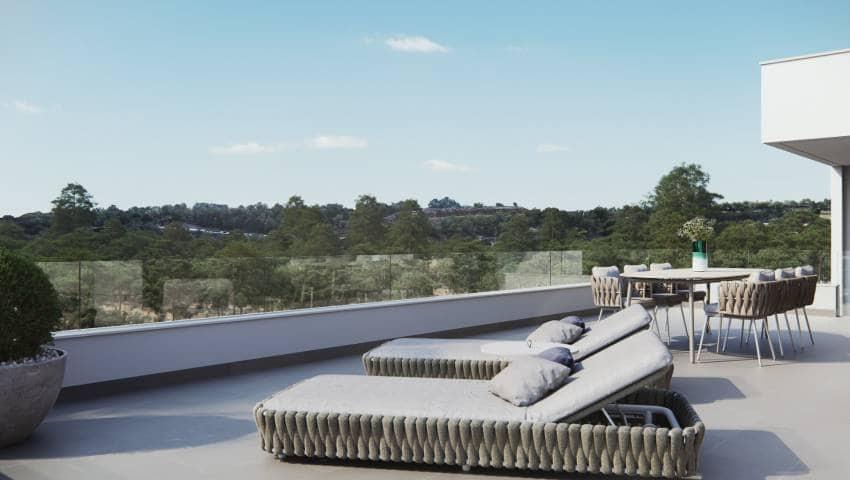 Chalet de 3 habitaciones en Las Colinas Golf en venta con piscina - 559.000 € (Ref: 4919914)