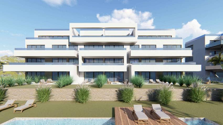 Apartamento de 2 habitaciones en Las Colinas Golf en venta con piscina - 295.000 € (Ref: 4920220)