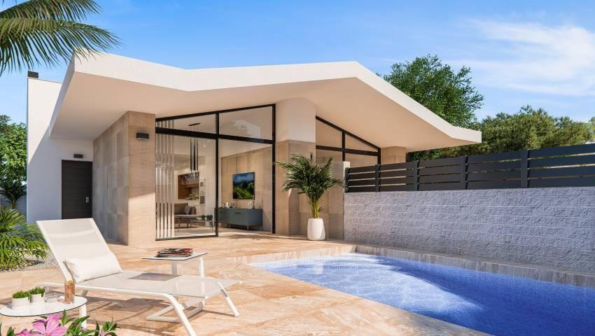 Pareado de 3 habitaciones en Benijófar en venta - 246.800 € (Ref: 5084508)