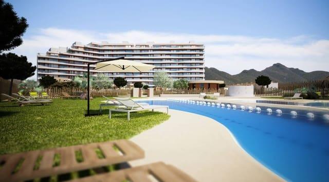 2 soveværelse Lejlighed til salg i La Manga del Mar Menor med swimmingpool - € 174.000 (Ref: 5682030)