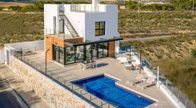 3 soveværelse Villa til salg i Algorfa med swimmingpool - € 340.000 (Ref: 5682082)