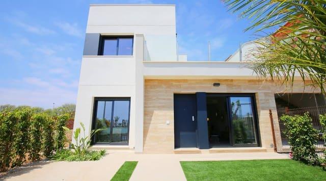 3 soveværelse Semi-Rækkehus til salg i Torre de la Horadada med swimmingpool - € 302.900 (Ref: 5682107)