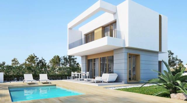 3 sypialnia Willa na sprzedaż w Entre Naranjos z basenem - 354 900 € (Ref: 5682228)