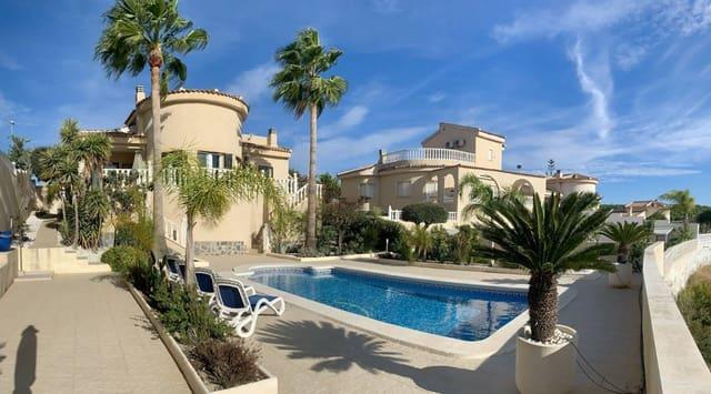 3 soveværelse Villa til salg i Ciudad Quesada med swimmingpool - € 329.000 (Ref: 5731381)