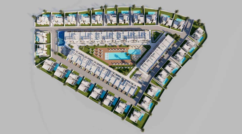 2 soveværelse Lejlighed til salg i Finestrat med swimmingpool - € 179.900 (Ref: 5735361)