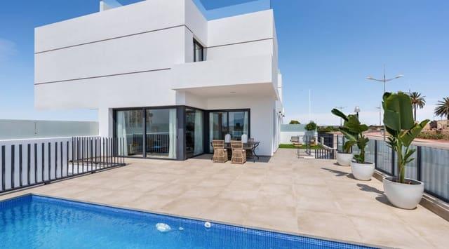 3 soveværelse Semi-Rækkehus til salg i Dolores med swimmingpool - € 249.000 (Ref: 6018504)