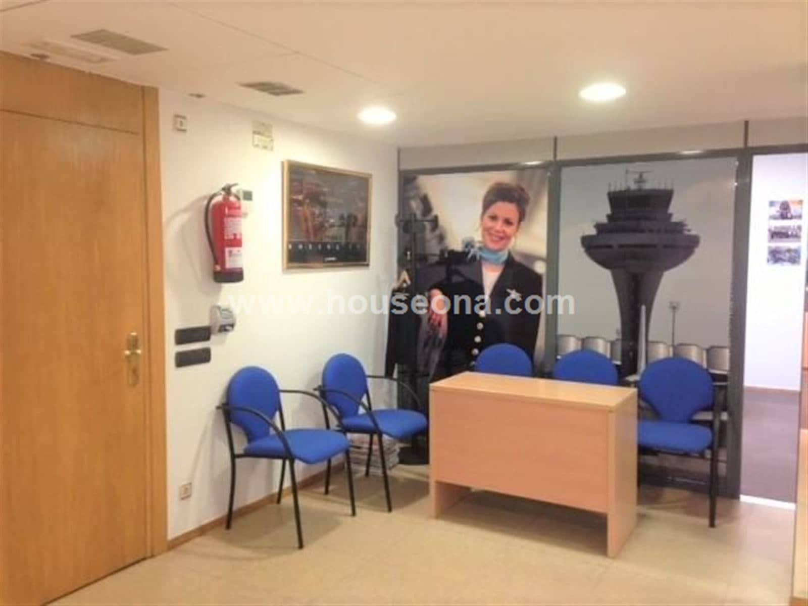 9 slaapkamer Kantoor te huur in Bilbao - € 3.000 (Ref: 4173757)