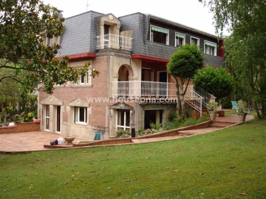 5 sypialnia Willa na sprzedaż w Plentzia - 495 000 € (Ref: 4173832)