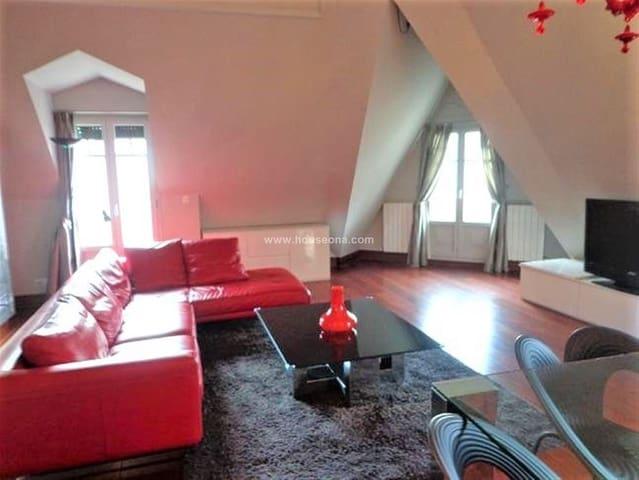 2 soveværelse Penthouse til leje i Bilbao - € 1.500 (Ref: 5859138)