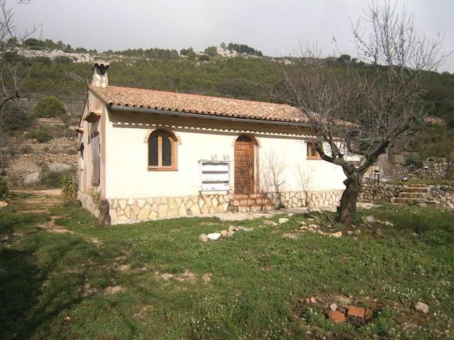 Finca/Casa Rural de 2 habitaciones en Vall de Laguart en venta - 150.000 € (Ref: 3910935)