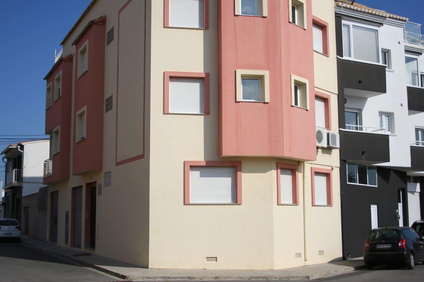 Piso de 2 habitaciones en Ondara en venta - 73.500 € (Ref: 4480624)