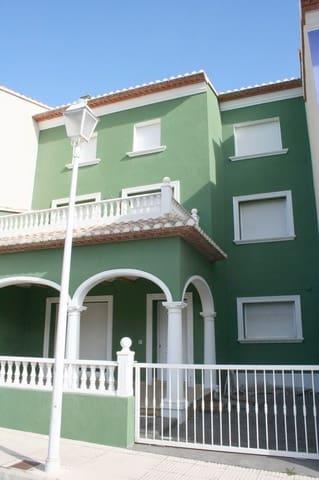 4 sovrum Radhus till salu i Rafol de Almunia - 114 200 € (Ref: 4739102)