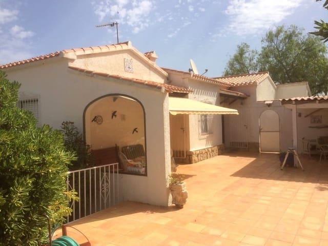 2 slaapkamer Villa te huur in Benidoleig met zwembad garage - € 800 (Ref: 5385769)