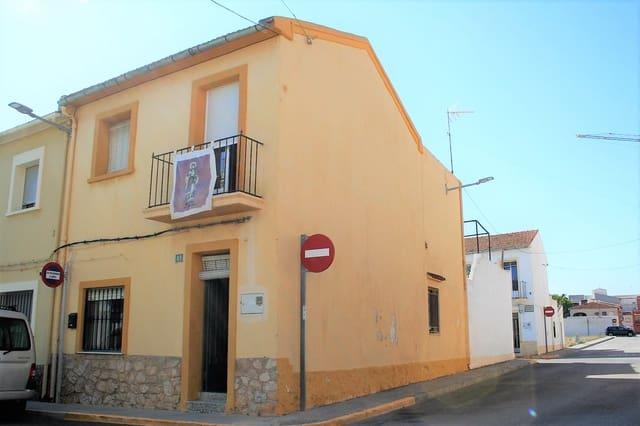 5 soverom Hus til leie i Beniarbeig med garasje - € 600 (Ref: 5684695)