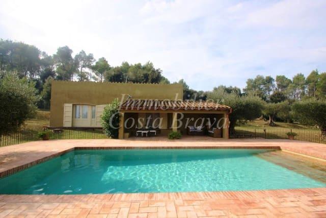 Chalet de 9 habitaciones en Forallac en venta con piscina - 1.400.000 € (Ref: 5781288)