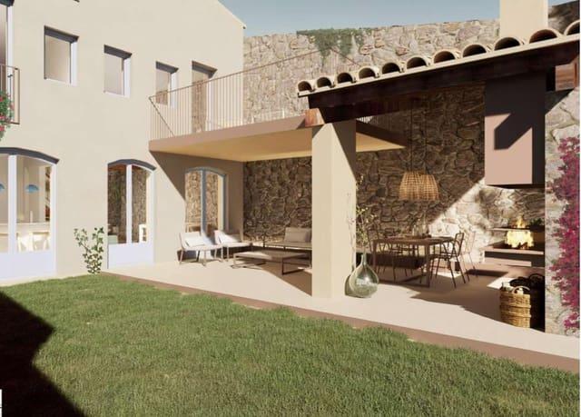 Adosado de 3 habitaciones en Santa Cristina d'Aro en venta con piscina garaje - 725.000 € (Ref: 5905352)