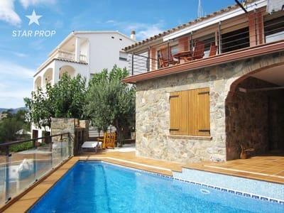 3 sovrum Villa till salu i Llanca med pool garage - 559 000 € (Ref: 1268513)