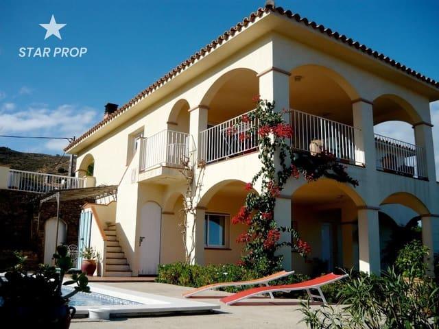 4 Zimmer Haus zu verkaufen in El Port de la Selva mit Pool - 999.998 € (Ref: 3418153)