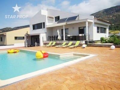4 chambre Villa/Maison à vendre à Palau-saverdera avec piscine garage - 695 000 € (Ref: 3419504)