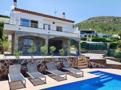 5 Zimmer Villa zu verkaufen in El Port de la Selva mit Pool Garage - 775.000 € (Ref: 5414214)