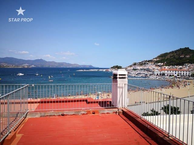 1 slaapkamer Penthouse te huur in El Port de la Selva - € 600 (Ref: 5567932)